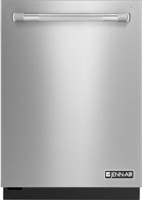 """JennAir® TriFecta™ 24"""" Built In Dishwasher-Stainless Steel-JDB9200CWP"""