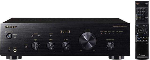 Pioneer Elite® Black Direct Energy Design Integrated Amplifier-A-20