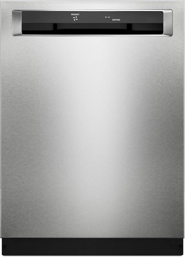 "KitchenAid® 24"" Stainless Steel with PrintShield™ Finish Built In Dishwasher-KDPE334GPS"