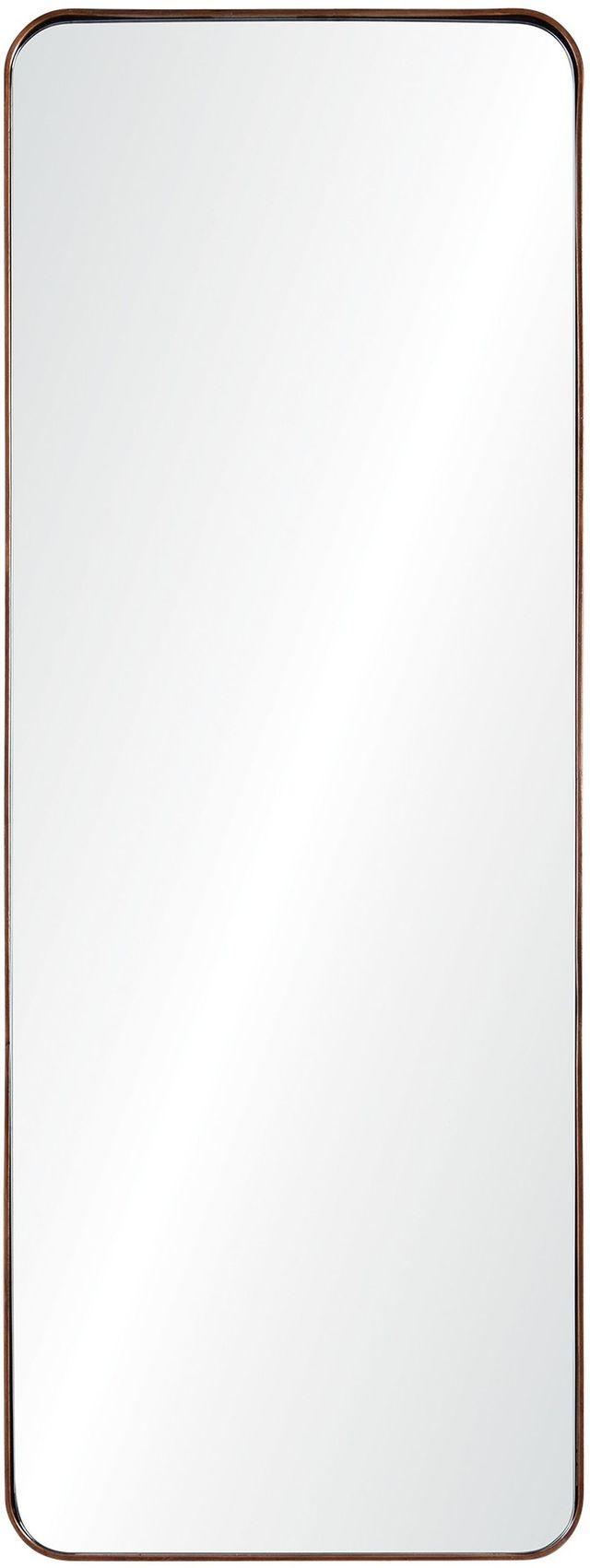 Miroir de longueur double Phiale, bronze, Renwil®-MT1742