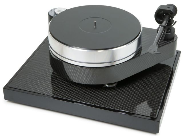 Pro-Ject RPM Line Highend Turntable-RPM 10 Carbon