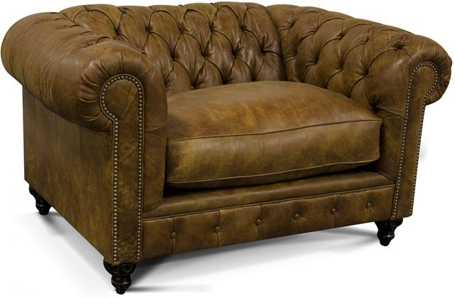 England™ Furniture Lucy Leather Chair-2R04AL