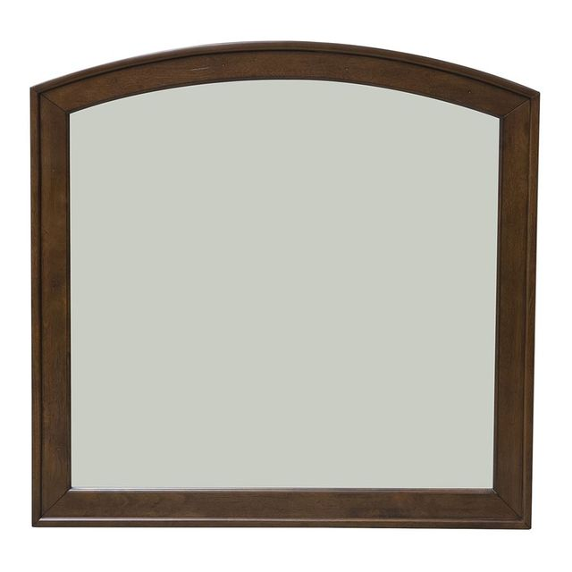 Liberty Furniture Avalon III Pebble Brown Arched Mirror-705-BR51