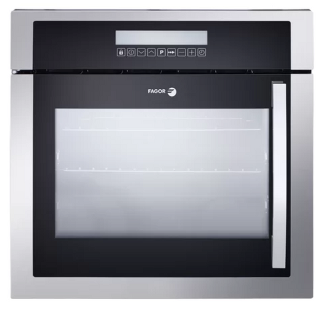 """Fagor 24"""" Electric Convection Single Oven Built In-Stainless Steel-6HA-200TLX"""