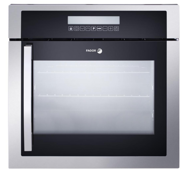 """Fagor 24"""" Electric Convection Single Oven Built In-Stainless Steel-6HA-200TRX"""