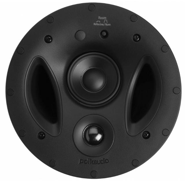 Polk Audio® Vanishing RT Series 70-RT White In-Ceiling Loudspeaker-AW1170