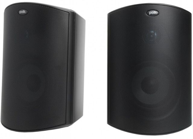 """Polk Audio® Atrium®6 Black 5.25"""" All Weather Outdoor Loudspeaker-AM6085"""