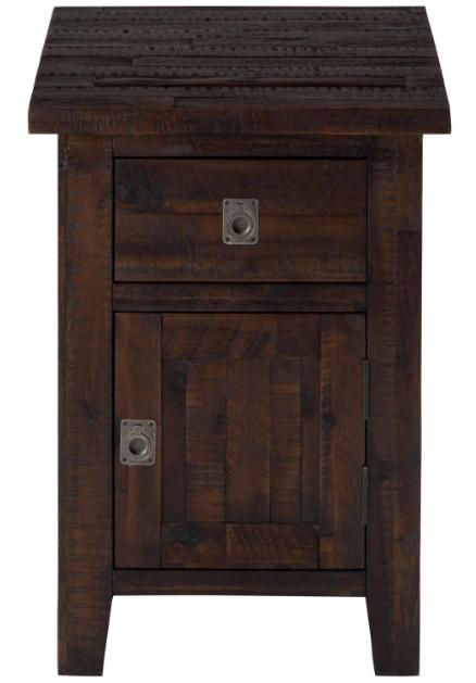 Jofran Inc. Kona Grove Cabinet Chairside Table-704-6
