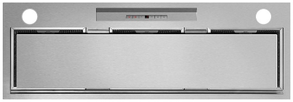 """Fisher & Paykel 36"""" Wall Ventilation-Brushed Stainless Steel-HP36ILTX1"""