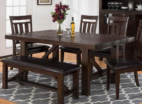 Jofran Inc. Kona Grove Dining Table-705-79