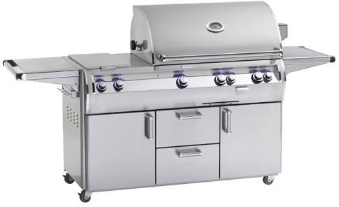 Fire Magic® Echelon Diamond Collection A Series Portable Grill-Stainless Steel-E660s-4EAN-71
