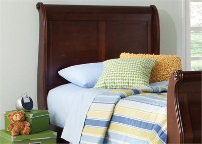 Liberty Furniture Chelsea Square Youth Bedroom Twin Sleigh Headboard (RTA)-709-BR11H