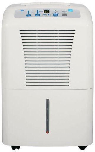 GE Dehumidifier-Light Cool Gray-ADER50LS