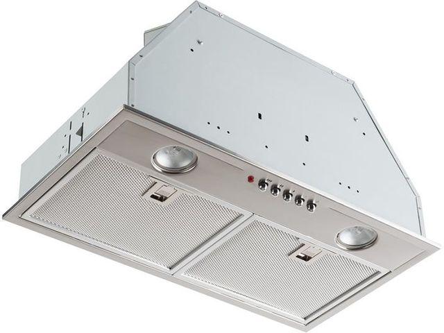 Broan® Power Pack Range Hood-Stainless Steel-PM500SS