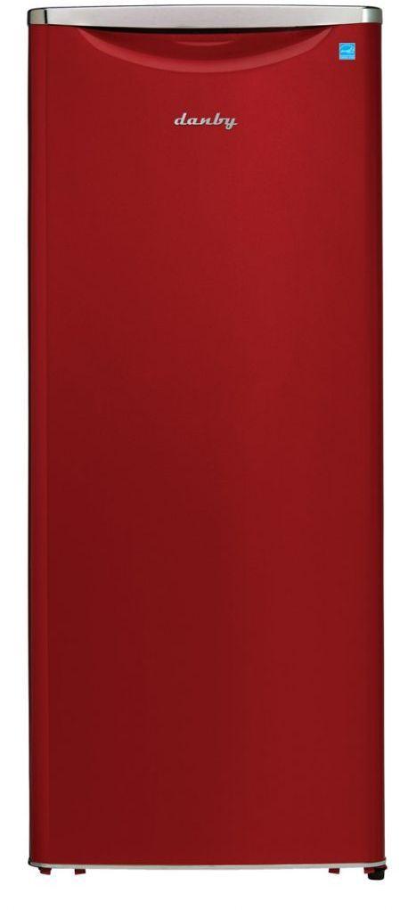 Danby® 11.0 Cu. Ft. Scarlett Red Metallic Apartment Size All Refrigerator-DAR110A3LDB