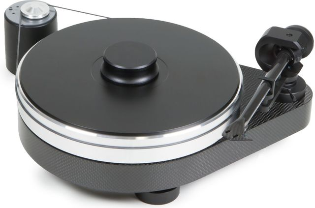 Pro-Ject RPM Line Highend Turntable-RPM 9 Carbon