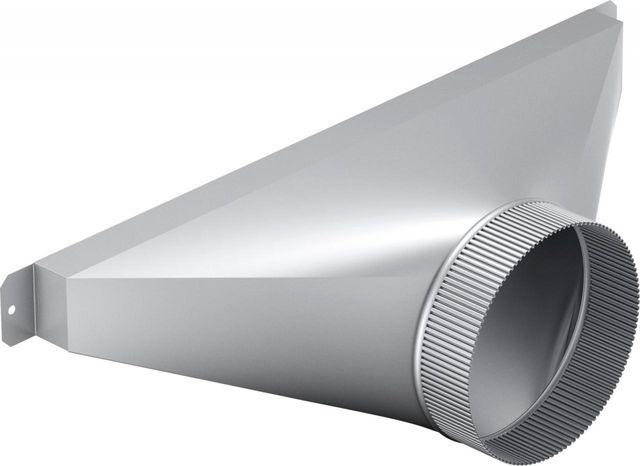"Bosch 6"" Stainless Steel Side/Rear Transition for Downdraft-HDDSTRAN6"