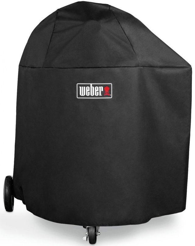 Weber® Summit® Charcoal Grilling Cover-Black-7173