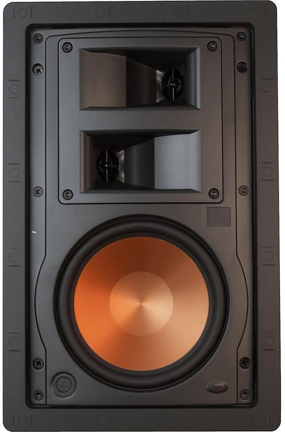 """Klipsch® R-5650-S II 6.5"""" In-Wall Speaker-1014134"""