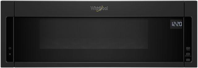 Whirlpool® Over The Range Microwave-Black-WML55011HB