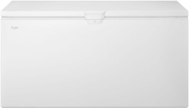 Whirlpool® 22 Cu. Ft. Chest Freezer-White-WZC3122DW