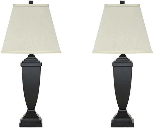 Ashley® Amerigin Set of 2 Table Lamps-L243154
