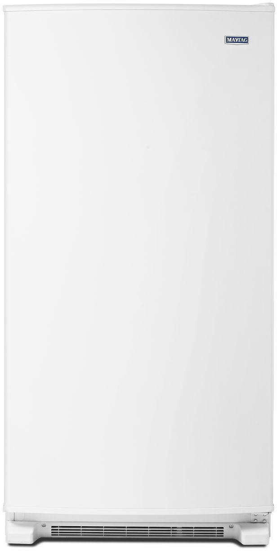 Maytag® 20 Cu. Ft. White Upright Freezer-MZF34X20DW