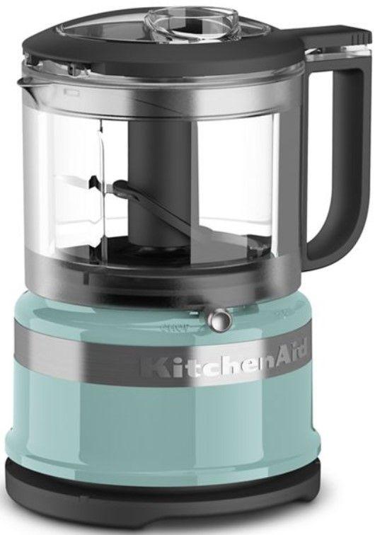 KitchenAid® 3.5 Cup Aqua Sky Food Chopper-KFC3516AQ