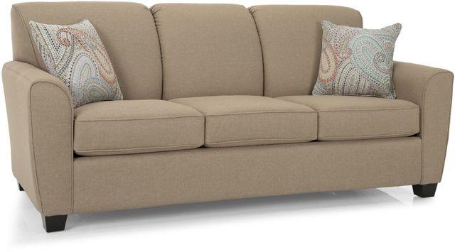 Decor-Rest® Furniture LTD 2404 Beige Sofa-2404-SOFA BEIGE