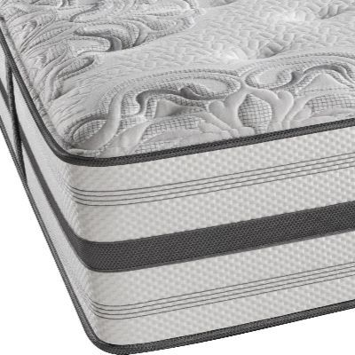Beautyrest® Platinum™ Mocha Plush King Mattress-Mocha Plush-K