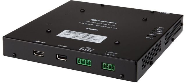 Crestron® DigitalMedia 8G+® Receiver & Room Controller-DM-RMC-SCALER-C