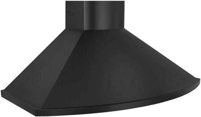 """Zephyr Savona 29.94"""" Black Wall Ventilation-ZSA-E30DB"""
