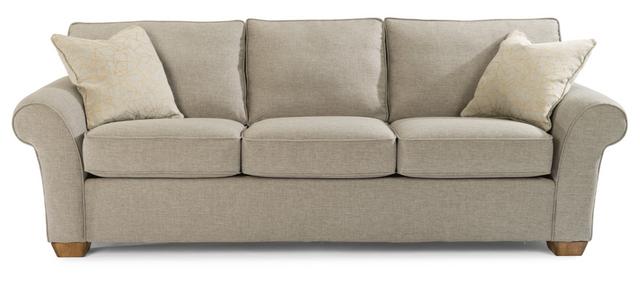 Flexsteel® Vail Fabric Three Cushion Sofa-7305-31
