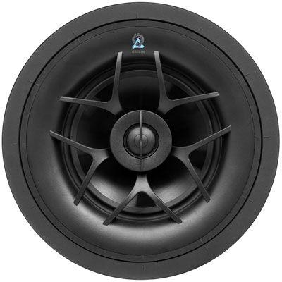 "Origin Acoustics® Director 6"" Series In Ceiling Speaker-D63"