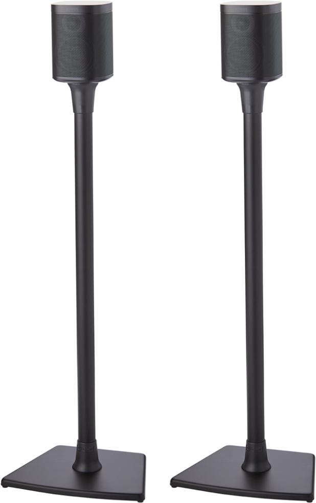 Sanus® WSS22  Pair of Black Wireless Speaker Stands-WSS22-B1