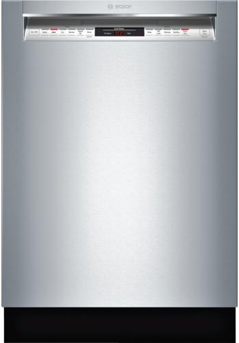 "Bosch 800 Series 24"" Built In Dishwasher-Stainless Steel-SHEM78W55N"
