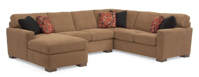 Flexsteel® Bryant Fabric Sectional-7399-SECT
