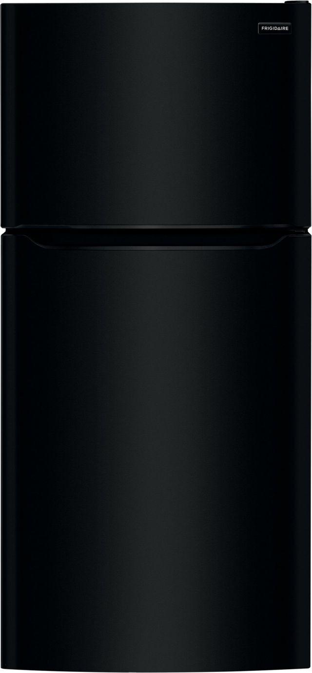 Frigidaire® 20.0 Cu. Ft. Black Top Freezer Refrigerator-FFHT2045VB