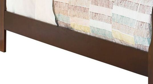 Signature Design by Ashley® Alisdair Dark Brown King Sleigh Rails-B376-97