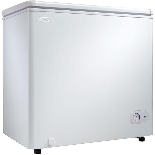 Danby® 5.5 Cu. Ft. White Chest Freezer-DCF055A2WDB