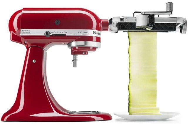 KitchenAid® Vegetable Sheet Cutter Stand Mixer Attachment-KSMSCA