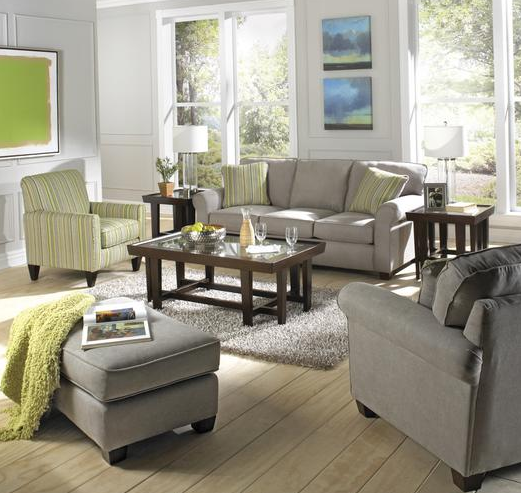 Jackson Furniture Zachary Accent Chair-742-27