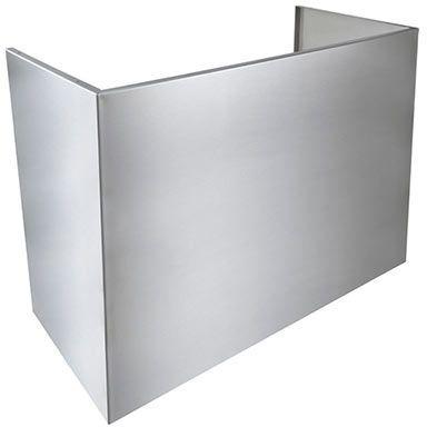 Broan® Optional Standard Depth Flue Cover-AEEPD18SS