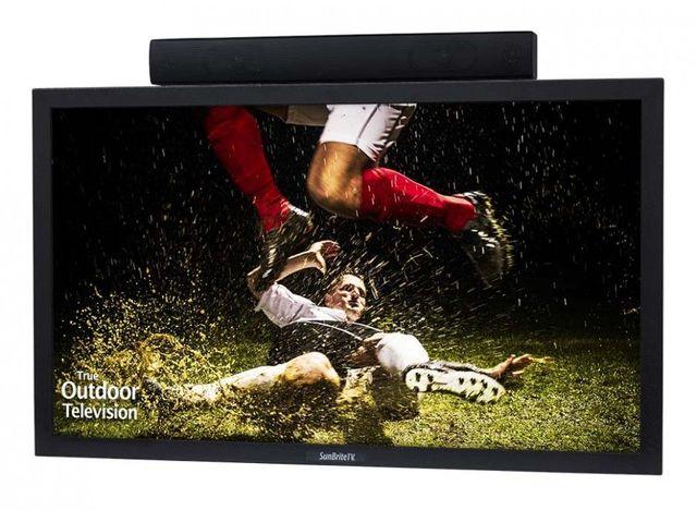 "SunBriteTV® Pro Series Black 42"" LED Direct Sun Outdoor HDTV-SB-4217HD-BL"