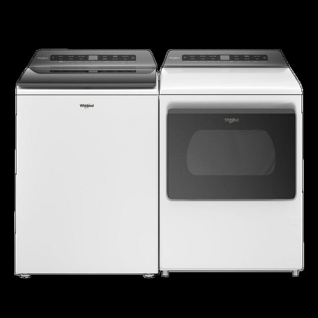 Whirlpool® White Laundry Pair-WHLAUWED6120HW
