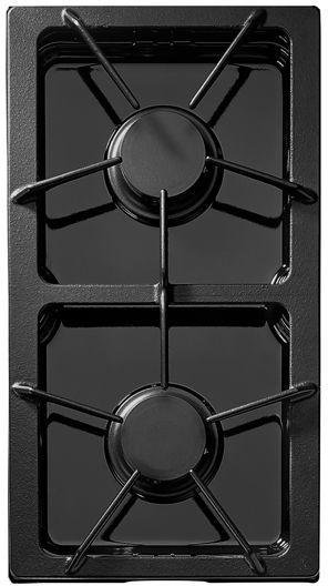 JennAir® Gas Two-Burner Module-Black-JGA8100ADB