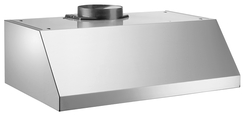 "Bertazzoni Professional Series 30"" Wall Mount Hood Ventilation-Stainless Steel-KU30PRO1XV"