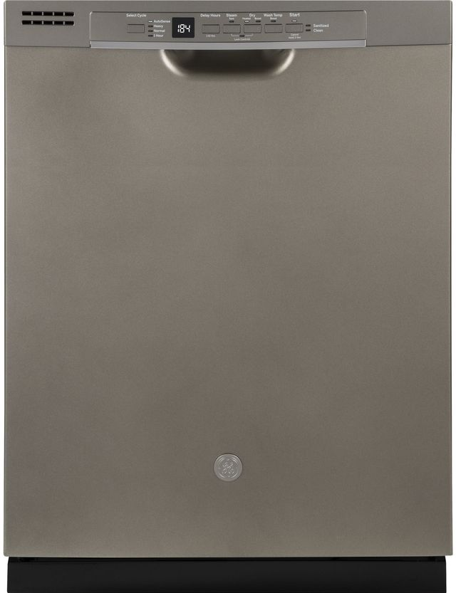 """GE® 24"""" Built In Dishwasher-Slate-GDF530PMMES"""