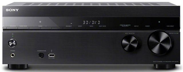 Sony® 7.2 Channel Home Theater AV Receiver-STRDH770