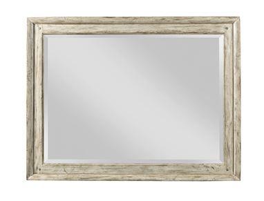 Kincaid Weatherford-Cornsilk Collection Landscape Mirror-75-114